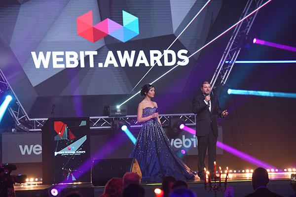 Webit Awards Official Ceremony
